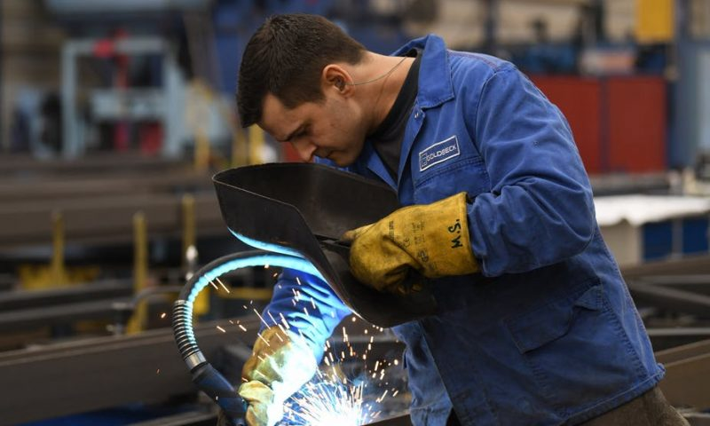 German Exports Rise as Country Tries to Avoid Recession