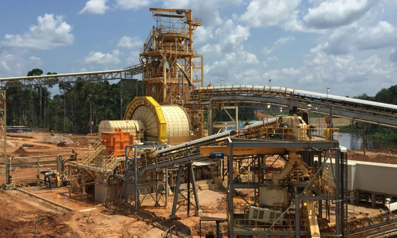 Guyana Goldfields Inc. (GUY:CA) Rises 17.86%