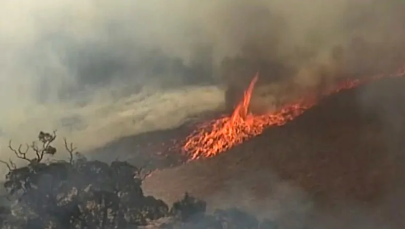 Wildfire-ravaged areas of Australia get holiday relief, but oppressive conditions to return