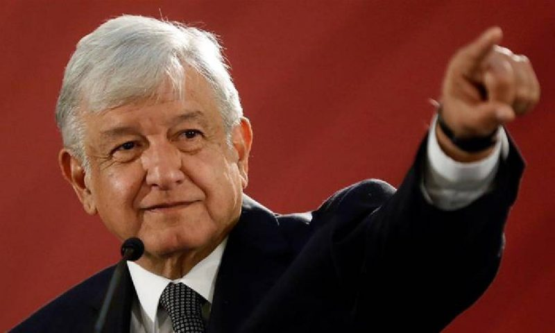 Mexican President Vows to Shore up State Electric Firm CFE
