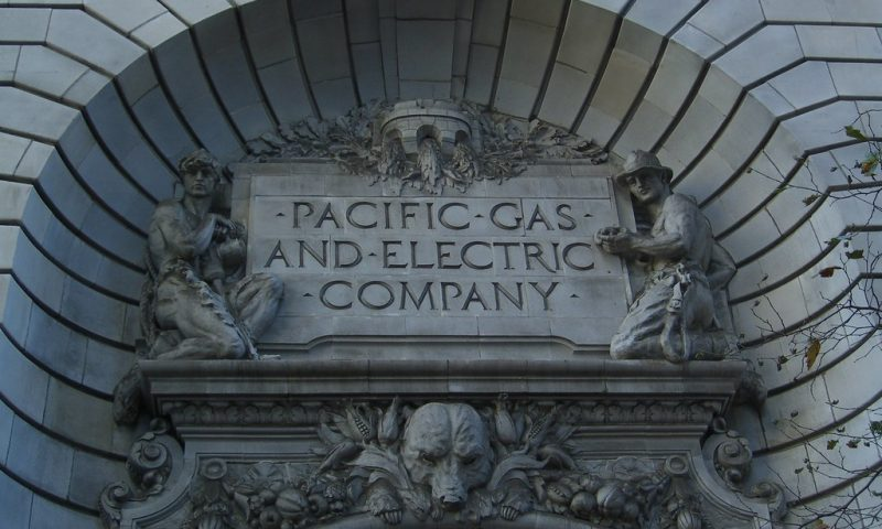 Pacific Gas & Electric Co. (PCG) Rises 8.4%
