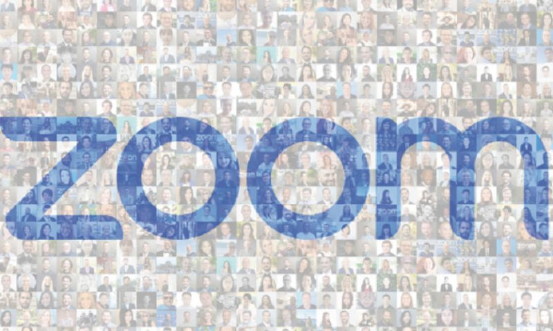 Zoom Video shares slump on slowing revenue growth
