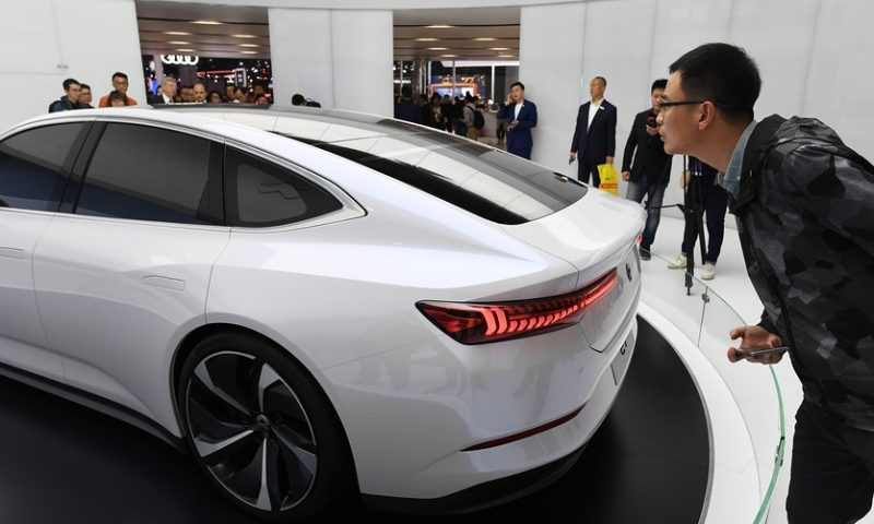 Nio's stock jumps more than 50% after quarterly loss narrows, deliveries surge