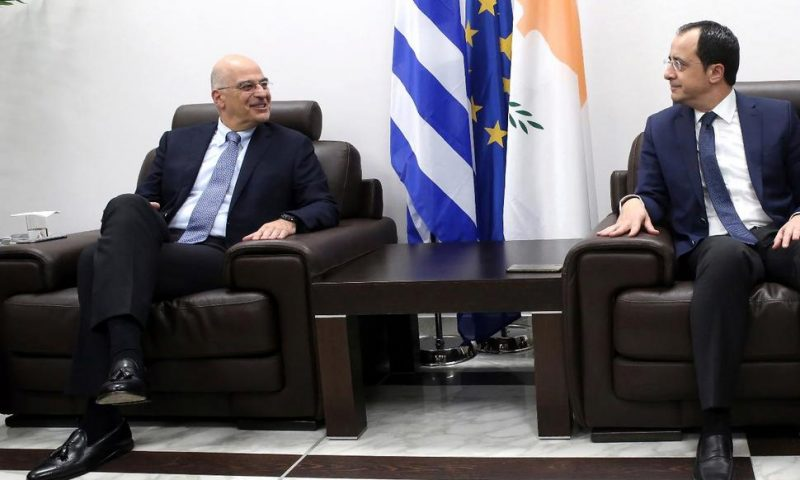 Cyprus, Greece, Israel to Sign Pipeline Deal on Jan. 2