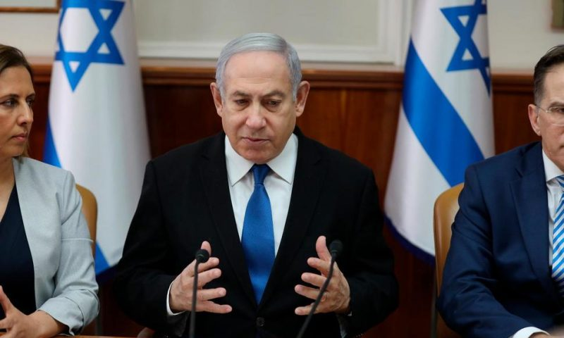 Israeli Leader Censures Europe for Pursuing Trade With Iran