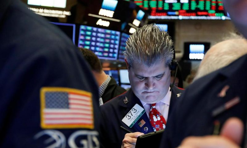 S&P 500 Index Closes Out 10th Winning Week in the Past 11