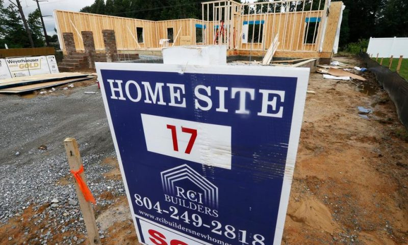US New-Home Sales Rose 1.3% in November.
