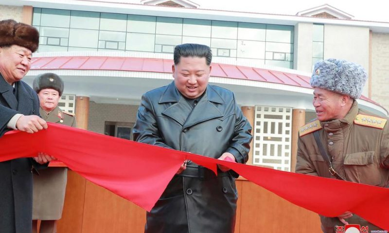 North Korea Opens Mountain Spa, Ski Resort in Tourism Push
