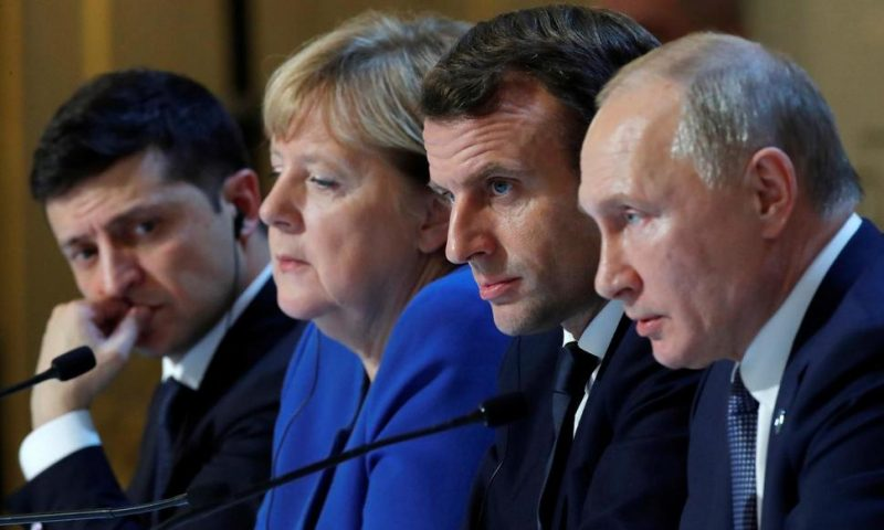 Russia, Ukraine Fail to Reach a New Gas Deal in Paris