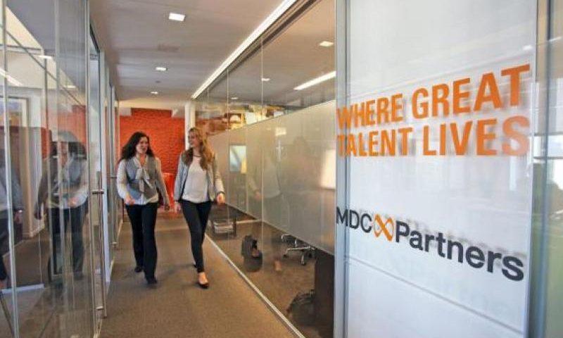 MDC Partners Inc. (MDCA) Soars 6.78%