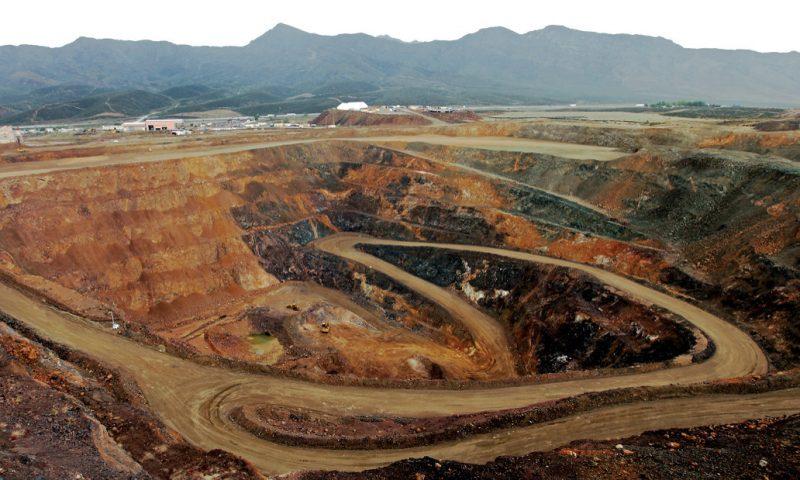 Namibia Critical Metals Inc. (NMI:CA) Declines 5.88%