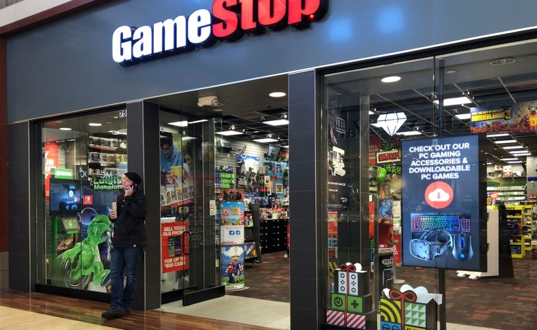 GameStop (NYSE:GME) Shares Down 6.3%