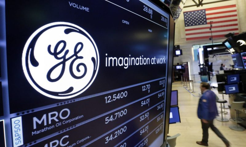 GE's stock surges after profit and revenue beat expectations