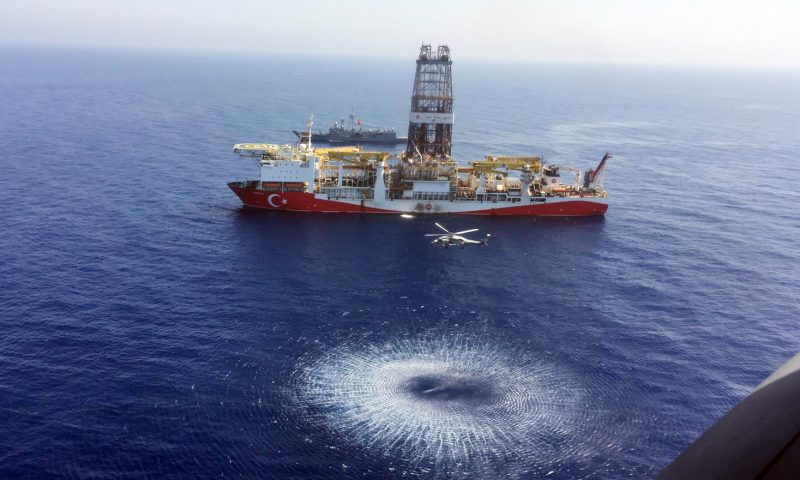 Cyprus: Turkey May Have Stolen Data for Latest Gas Drilling