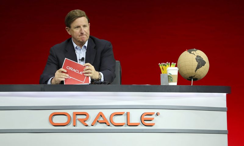 Oracle Co. (NYSE:ORCL) Shares Purchased by PM CAPITAL Ltd