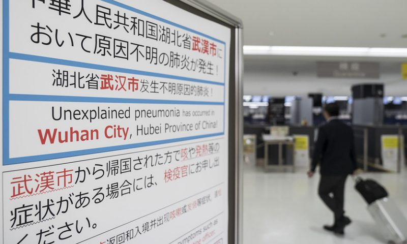 Stocks in Asia rise, mostly shrug off concerns over coronavirus
