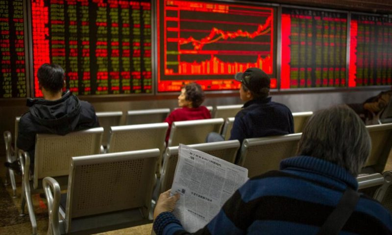 Stocks Rise as Worries Ease Over Mideast, US Jobs Data Looms