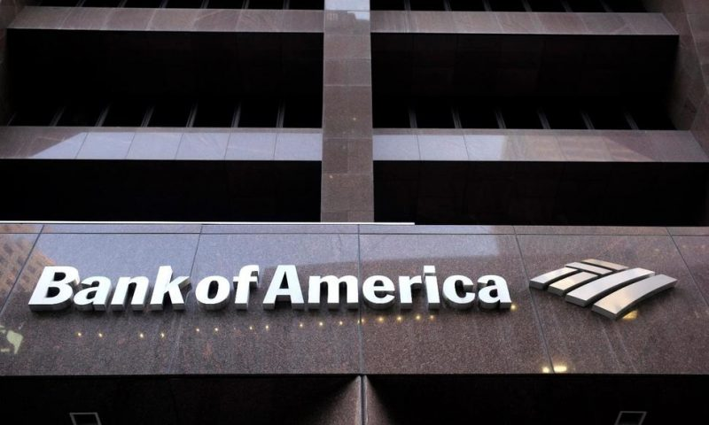 Bank of America 4Q Profits Fall With Lower Interest Rates