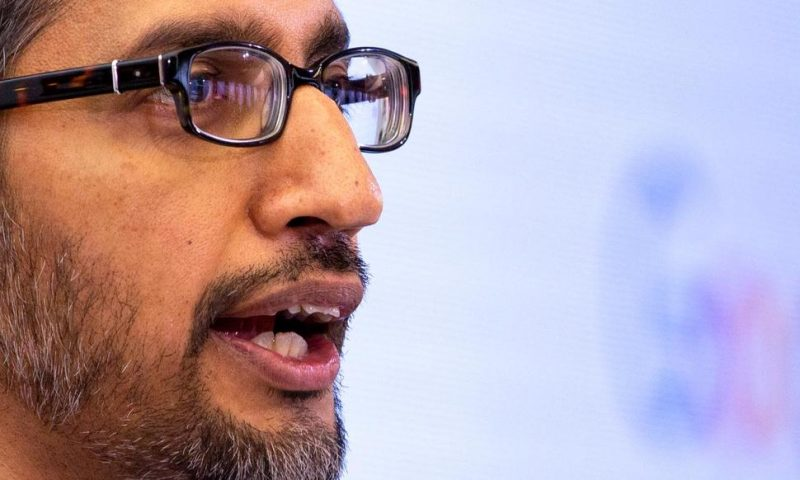 Google CEO Calls for Regulation of Artificial Intelligence