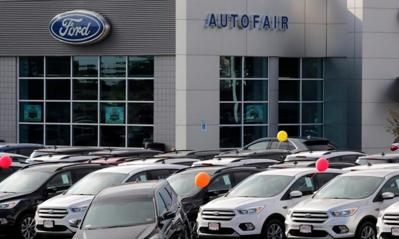 New Vehicle Sales in US Fell 1.3% in 2019 but Still Healthy