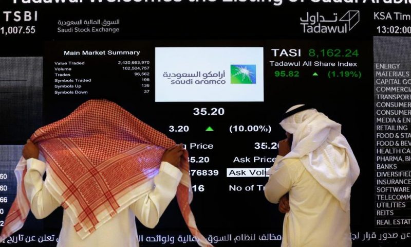Aramco's 'Greenshoe Option' Pushes IPO to Record $29.4B