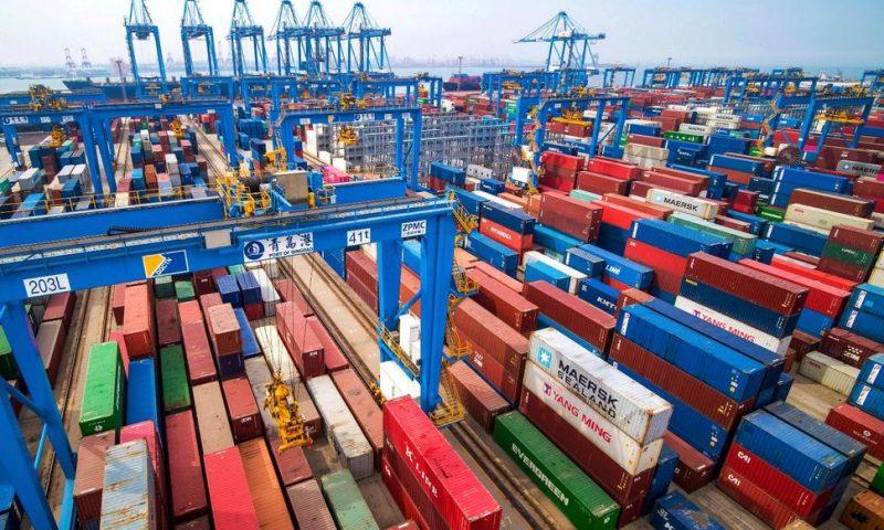 China's Exports End 2019 up 0.5% Despite US Tariff War