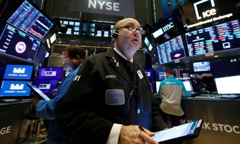 Health Care and Tech Stocks Lead Early Gains on Wall Street