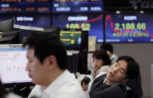 Global Stocks Mixed as China Virus Worries Deepen