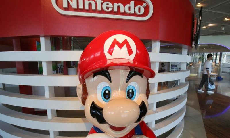 Nintendo Profits up on Healthy Switch Demand for Christmas
