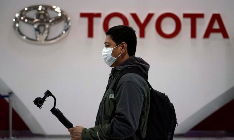Toyota's 2019 Global Vehicle Sales Trail Volkswagen's