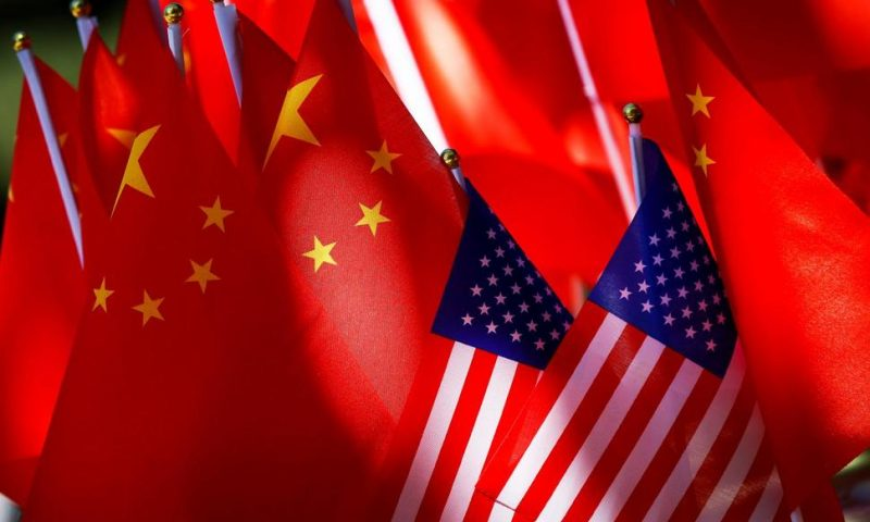China's Economy Czar Going to Washington to Sign Trade Deal
