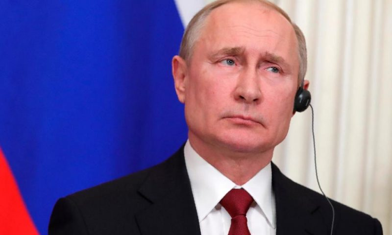 Putin Delivers State-Of-The-Nation Address