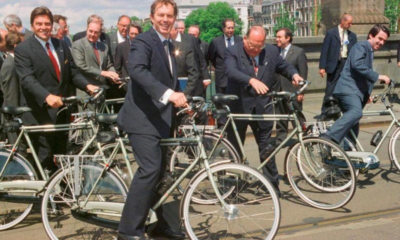 Britain's EU Journey: When Blair's EU Aspirations Faded Away