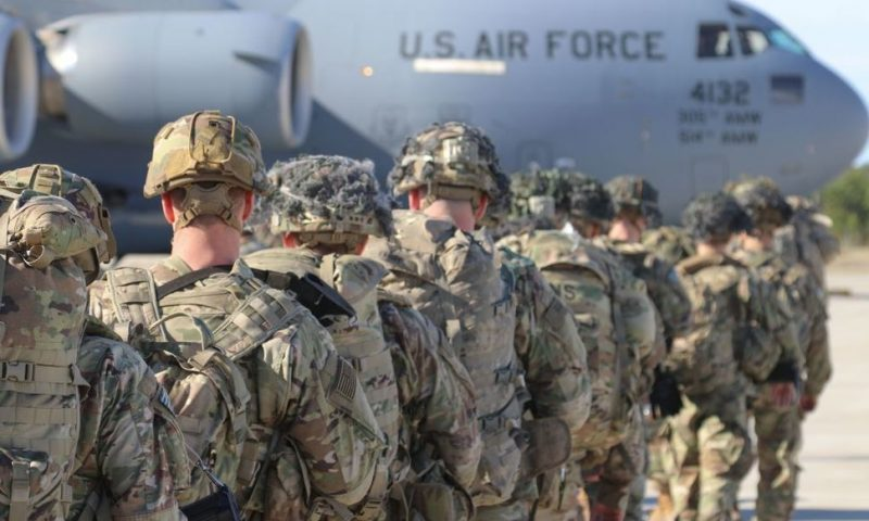 Trump to Send 3,000 More Troops to Middle East Amid Iran Escalation