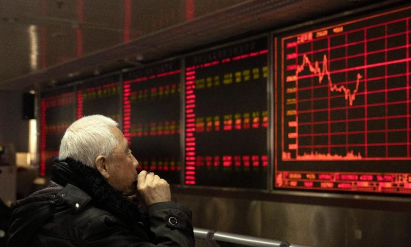World Shares Decline as Record-Breaking Year Winds Down