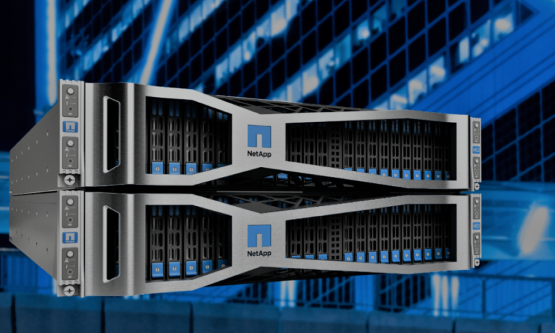 NetApp (NASDAQ:NTAP) Upgraded at Standpoint Research