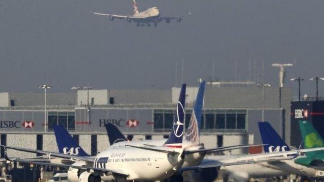 Heathrow Airport apologises for IT failure disruption