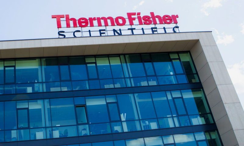 Equities Analysts Set Expectations for Thermo Fisher Scientific Inc.'s Q4 2020 Earnings (NYSE:TMO)