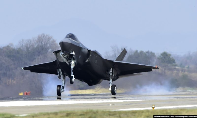 Poland Signs $4.6 Billion Contract for US Fighter Jets