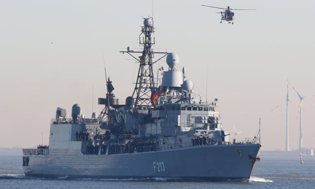 EU agrees to deploy warships to enforce Libya arms embargo