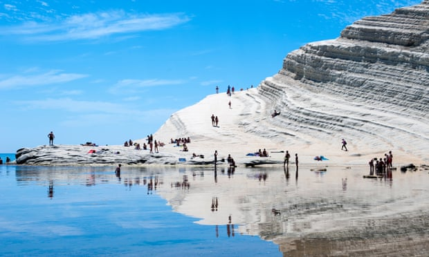 Prosecutors seize Italian Scala dei Turchi over conservation concerns