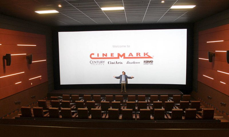 Equities Analysts Set Expectations for Cinemark Holdings, Inc.'s FY2019 Earnings (NYSE:CNK)