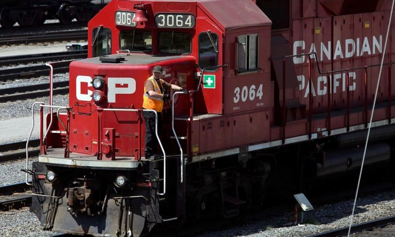 Equities Analysts Offer Predictions for Canadian Pacific Railway Ltd's Q1 2020 Earnings (NYSE:CP)