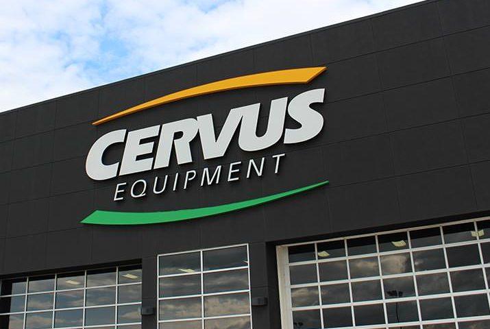 Cervus Equipment (TSE:CERV) Shares Down 0.6%