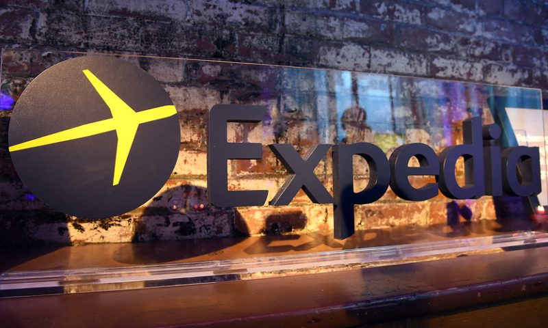 Expedia stock heads for best day since 2015 after Diller's return soothes investors