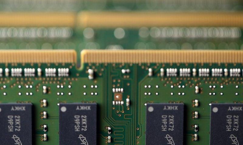 Micron stock rallies as another analyst affirms memory-chip market recovery