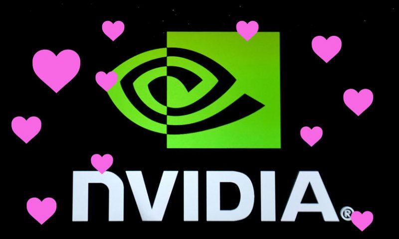 Nvidia's stock rises toward record high after Bernstein turns bullish, boosts price target