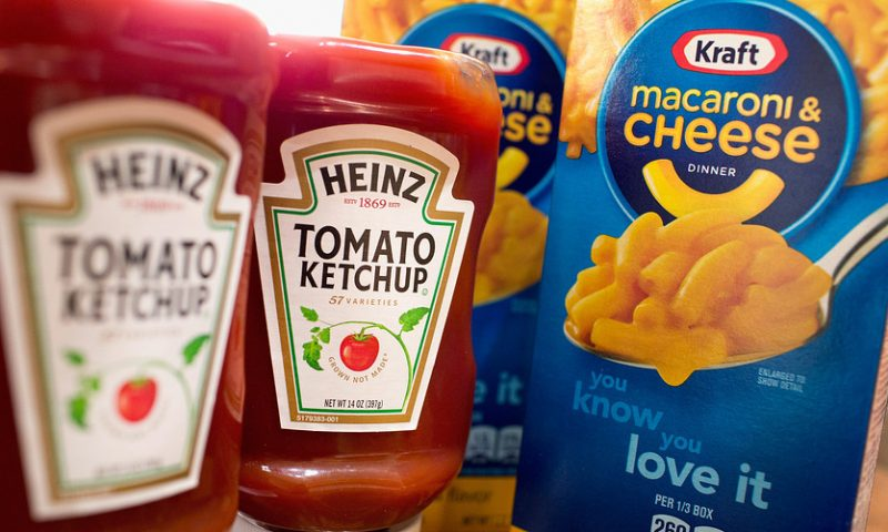 Kraft Heinz bonds fall into 'junk' territory after downgrades
