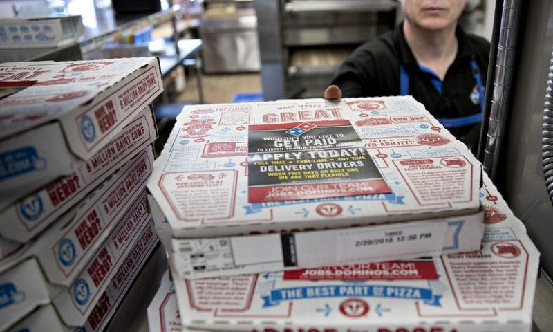 Domino's Pizza is doing so well it's making analysts nervous