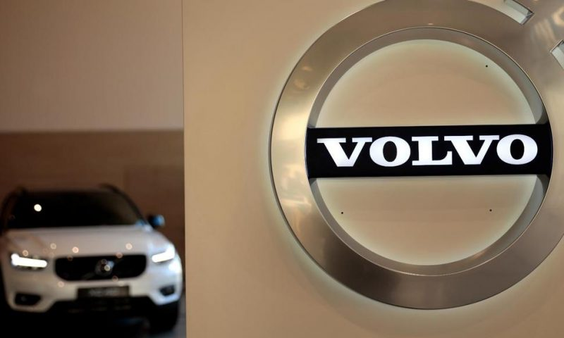 Volvo Cars and Owner Geely Consider Merger Deal